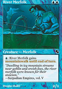 River Merfolk - Masters Edition