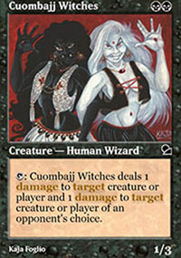 Cuombajj Witches - Masters Edition
