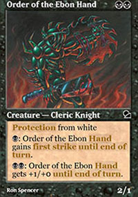 Order of the Ebon Hand - Masters Edition