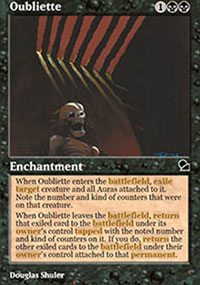 Oubliette - Masters Edition