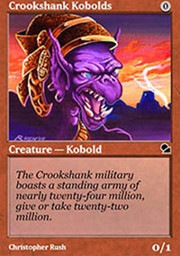 Crookshank Kobolds - Masters Edition