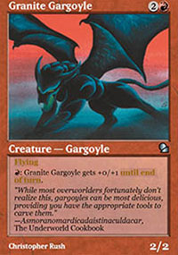 Granite Gargoyle - Masters Edition