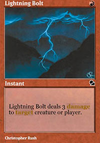 Lightning Bolt - Masters Edition