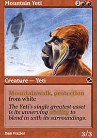 Mountain Yeti - Masters Edition