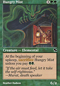 Hungry Mist - Masters Edition