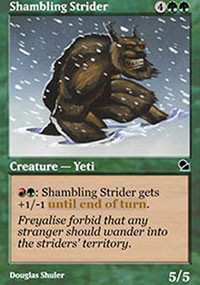 Shambling Strider - Masters Edition