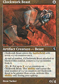Clockwork Beast - Masters Edition