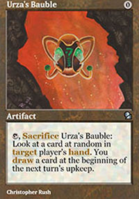 Urza's Bauble - Masters Edition