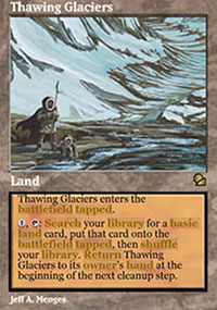 Thawing Glaciers - Masters Edition