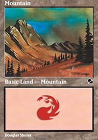 Mountain 1 - Masters Edition
