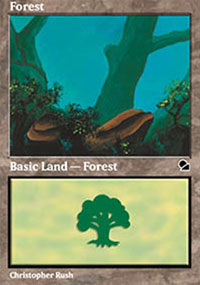 Forest 1 - Masters Edition
