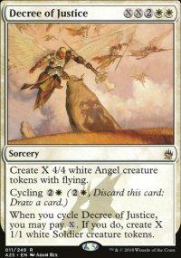 Decree of Justice - Masters 25