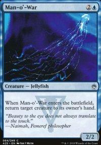 Man-o'-War - Masters 25