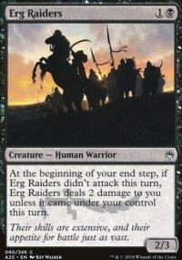 Erg Raiders - Masters 25