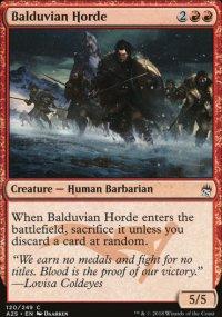 Balduvian Horde - Masters 25