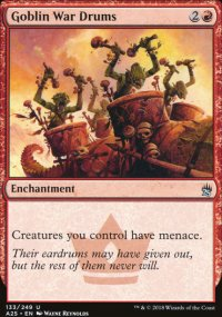 Goblin War Drums - Masters 25