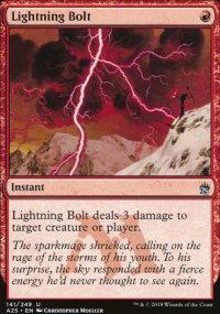 Lightning Bolt - Masters 25