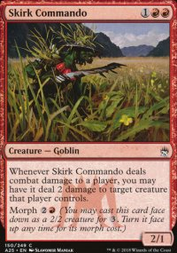 Skirk Commando - Masters 25