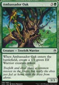 Ambassador Oak - Masters 25