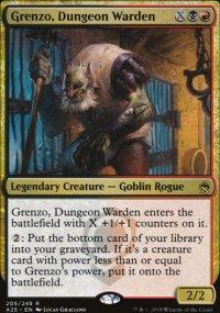 Grenzo, Dungeon Warden - Masters 25