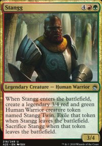 Stangg - Masters 25