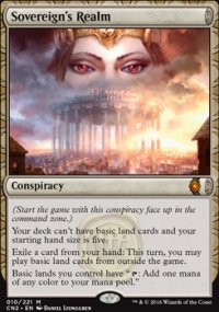 Sovereign's Realm - Conspiracy: Take the Crown