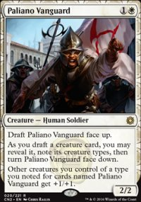 Paliano Vanguard - Conspiracy - Take the Crown