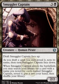Smuggler Captain - Conspiracy - Take the Crown