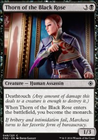Thorn of the Black Rose - Conspiracy: Take the Crown
