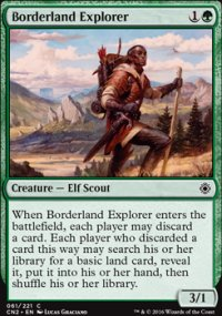 Borderland Explorer - Conspiracy - Take the Crown