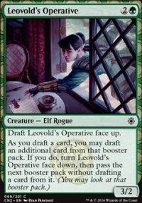 Leovold's Operative - Conspiracy - Take the Crown