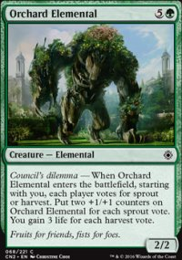 Orchard Elemental - Conspiracy: Take the Crown