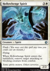 Hollowhenge Spirit - Conspiracy - Take the Crown