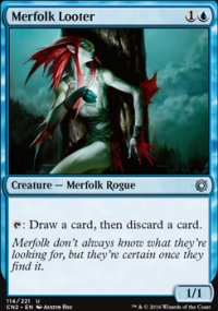 Merfolk Looter - Conspiracy - Take the Crown