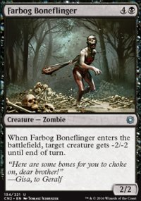 Farbog Boneflinger - Conspiracy - Take the Crown