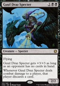 Guul Draz Specter - Conspiracy - Take the Crown