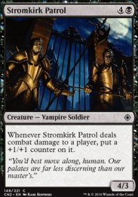 Stromkirk Patrol - Conspiracy - Take the Crown
