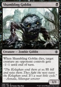 Shambling Goblin - Conspiracy - Take the Crown