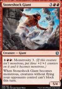 Stoneshock Giant - Conspiracy - Take the Crown