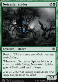 Netcaster Spider - Conspiracy - Take the Crown