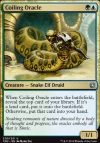 Coiling Oracle - Conspiracy - Take the Crown