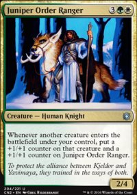 Juniper Order Ranger - Conspiracy - Take the Crown