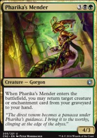Pharika's Mender - Conspiracy - Take the Crown