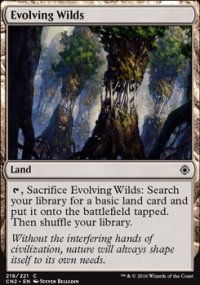 Evolving Wilds - Conspiracy - Take the Crown