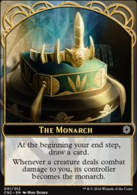The Monarch - Conspiracy - Take the Crown