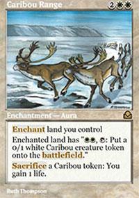 Caribou Range - Masters Edition II