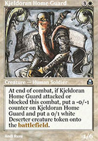 Kjeldoran Home Guard - Masters Edition II