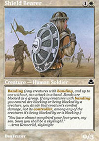 Shield Bearer - Masters Edition II