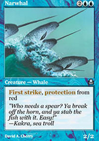Narwhal - Masters Edition II