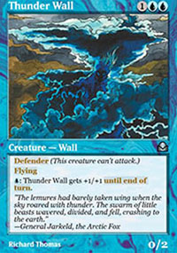 Thunder Wall - Masters Edition II